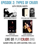 PODCAST FOR PLAY CAJON 2016