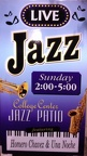 POMONA COLLEGES JAZZ CENTER CONCERT SERIES