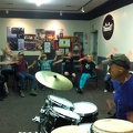DRUM SET WORKSHOP/BIRTHDAY PARTY