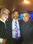 WITH PETER ERSKIN, JOSE GURRIA AT BLUE WHALE