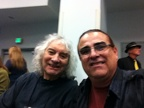WITH THE GREAT ALBERT LEE