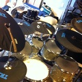 MY CYMBALS